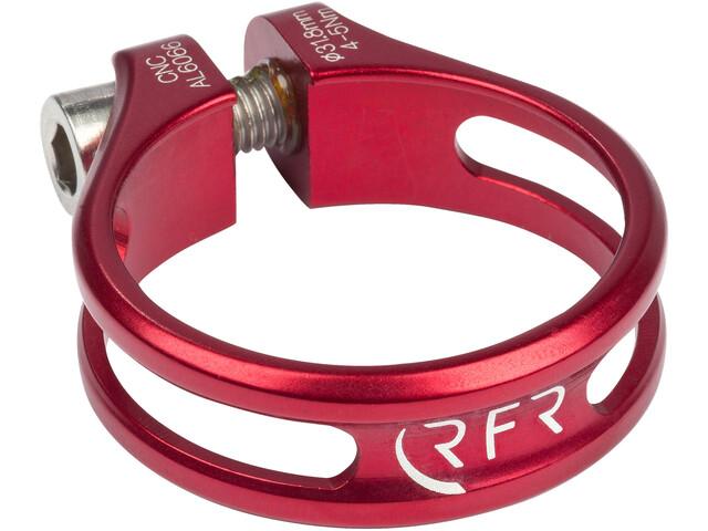 Cube RFR Ultralight Sattelklemme Ø 31,8 mm rot
